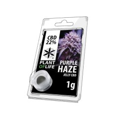 Purple Haze Jelly 22% cbd 1g