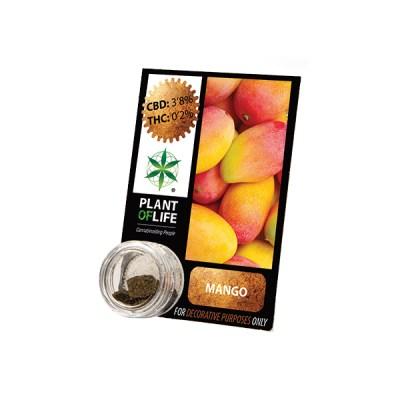 mango solide cbd 3,8% 1g