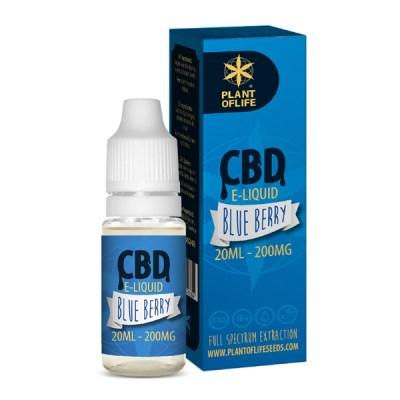 Blueberry e-liquide cbd 100mg