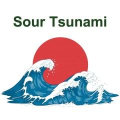 Sour Tsunami cbd