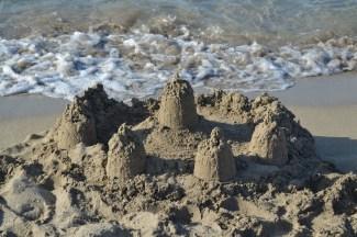 castello di sabbia