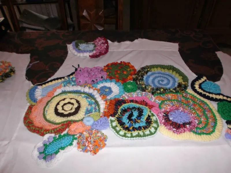 Freefrom Kal gilet au crochet-49-