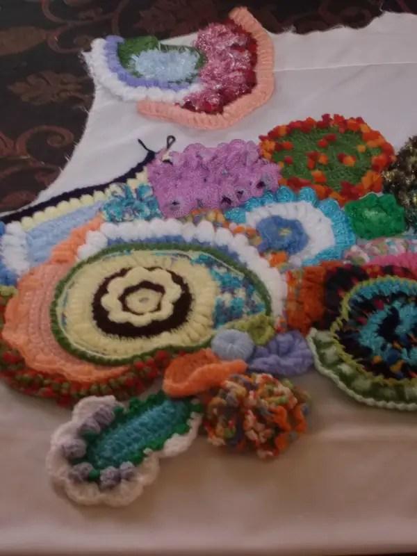 Freeform Kal gilet au crochet-50-