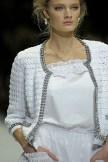 Crochet un gilet façon Coco Chanel
