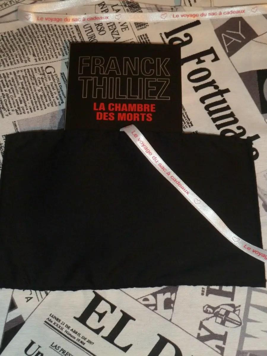 le sac à cadeaux  n° 349 de Nelly