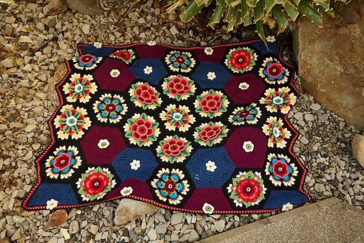 cal Frida's Flowers 1ere partie