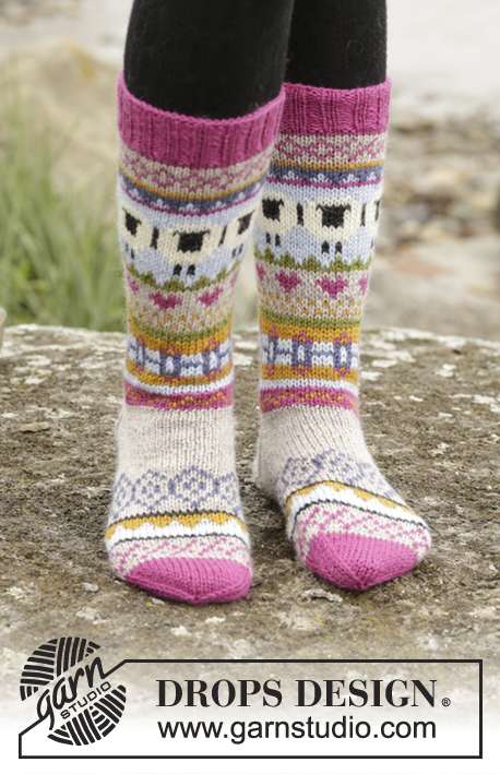 c'est le temps des chaussettes