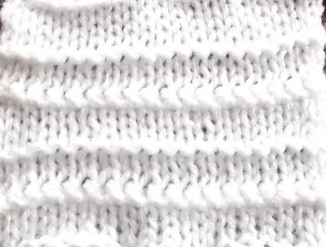 4e643260116a Au tricot le surprenant point lampion - La Grenouille Tricote