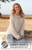 au tricot des grosses mailles pour un pull léger