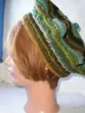 le béret d'isami au tricot