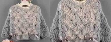 Comment tricoter un pull sans modèle