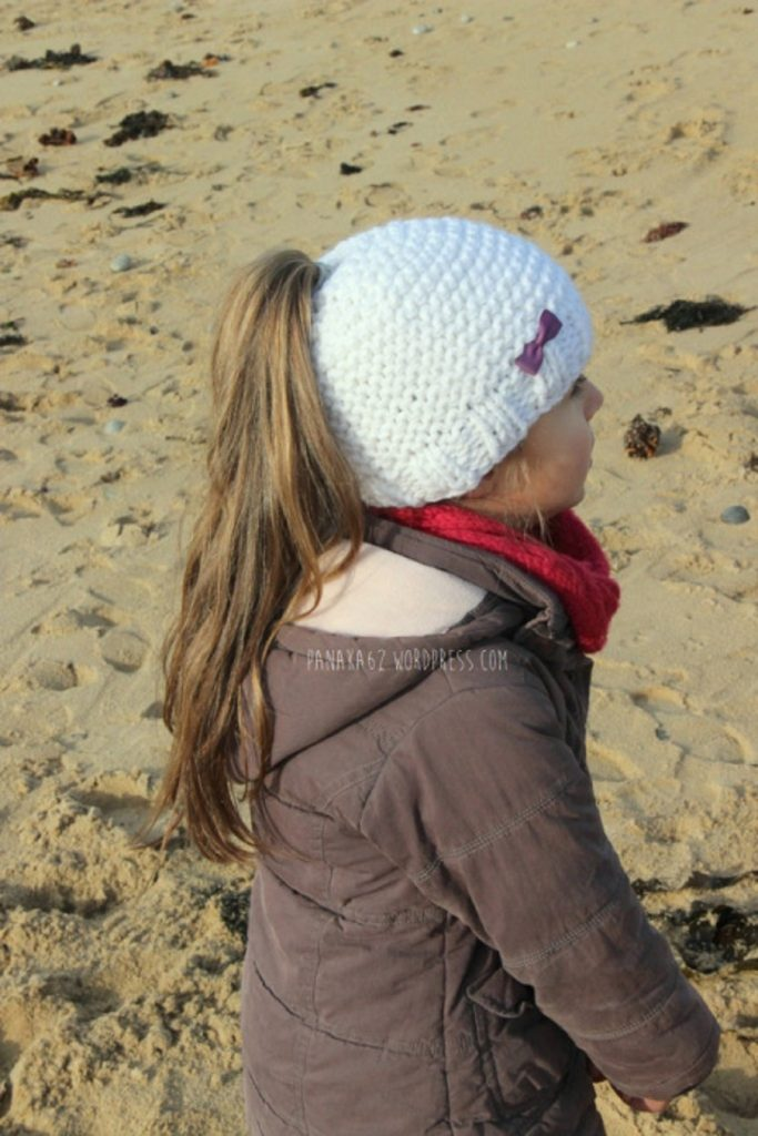 Le Bonnet Tricot Minute enfant et adulte