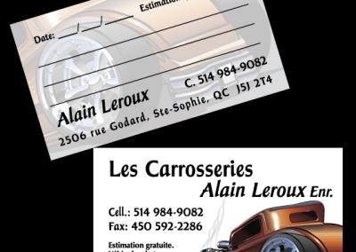 Carrosseries Alain Leroux