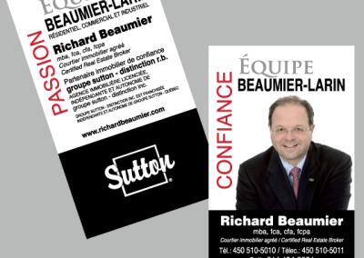 Équipe Beaumier-Larin