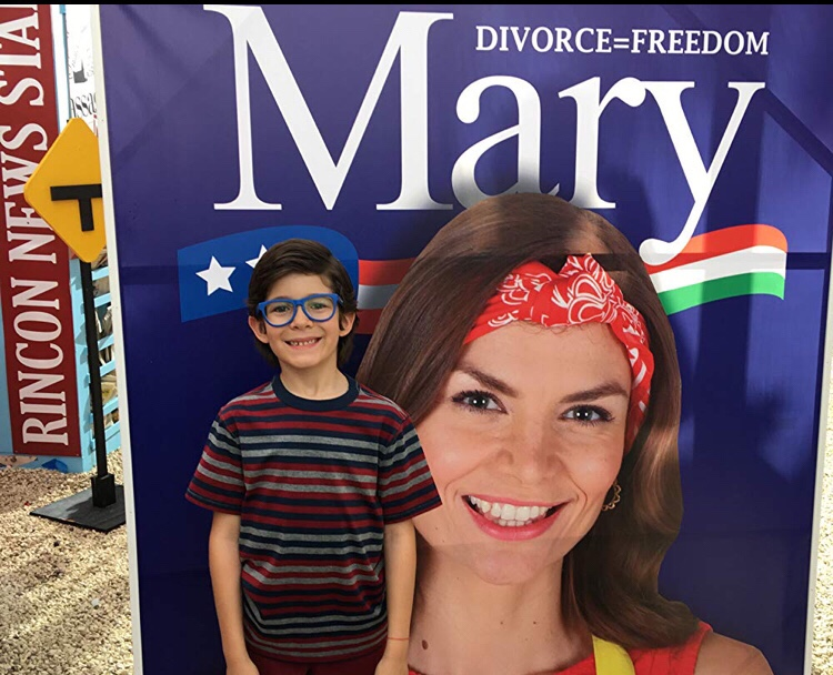 """Mary For Mayor"" Is A New Kind Of Telenovela! With Many Of Your Old Favorites!!"
