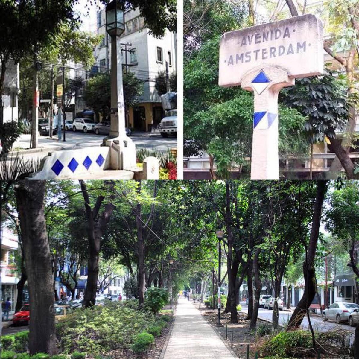 My Favorite Street In México City