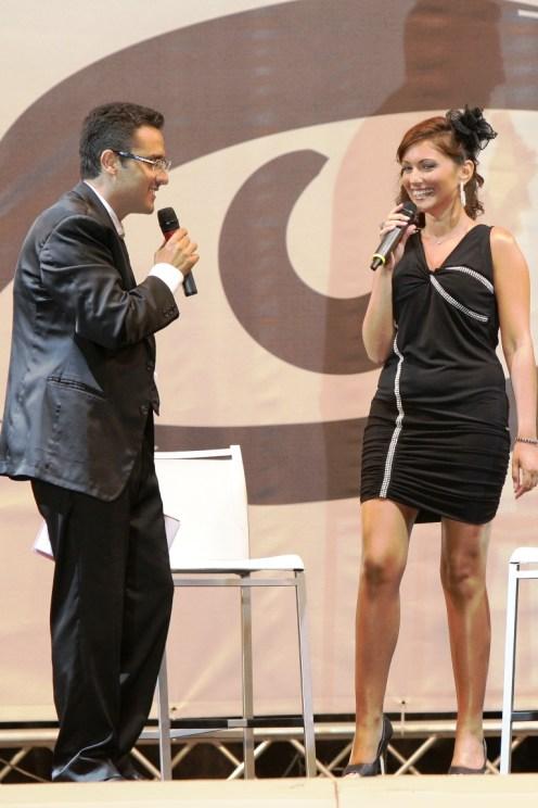 Premiazione Roberta Gangeri