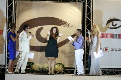 Stilista vincitrice primo premio