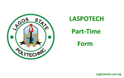 Laspotech Part Time Form is Out - 2017/2018