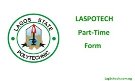 Laspotech Part Time Form is Out – 2017/2018