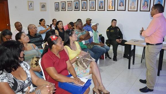 El Alcalde Distrital, Fabio Velásquez Rivadeneira presidió el Primer Consejo de Desarrollo Rural, liderado por la Secretaría de Desarrollo Económico a cargo de Ana Barón.