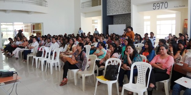 I Foro de Seguridad Alimentaria y Nutrición, que se llevó a cabo ayer en Riohacha.
