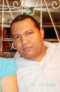 Carlos Altamiranda Baldiris, Juez Primero Penal Municipal de Riohacha. Foto tomada de facebook.