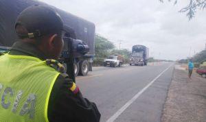 520 órdenes de comparendos se han impuesto en lo que va del año en La Guajira.