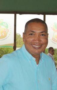 José Carlos Molina, alcalde Maicao