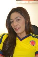 Zoraida Salcedo Mendoza, directora de Incoder en La Guajira.