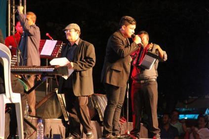 Una noche de música y cultura vivieron los riohacheros en la celebración de los 471 años de Riohacha.