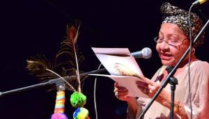 En honor a la promotora y eterna presidenta Nohora Díaz Mejía, se realiza el Festival de la Cultura Wayúu.