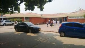 En el hospital de san juan del cesar fue atendido Jesus Alberto Monterrosa.