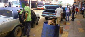 Los automotores de Venezuela, traen diariamente venezolanos, sin papeles a trabajar en Colombia y muchas veces a delinquir.