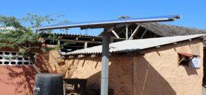 sistemas fotovoltaicos de energización y de refrigeración solar.