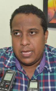 Ronal Gómez García, director de Convivencia y Seguridad Ciudadana.