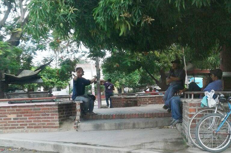 Lecho de drogadictos y prostitutas se ha convertido parque La ...