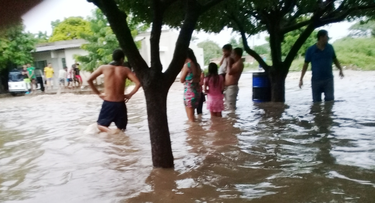 Resultado de imagen para barrios inundados