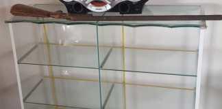 Estos fueron los objetos recuperados y que habían sido robados del Museo Histórico de Fonseca.