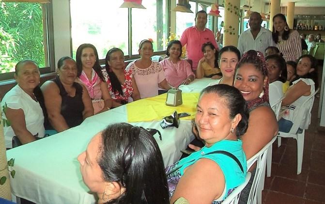 Maestras de la sede José Arnoldo Marín disfrutaron del encuentro