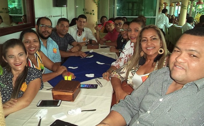 Profesores de la sede Mauricio Lopez Sierra se mostraron contentos.