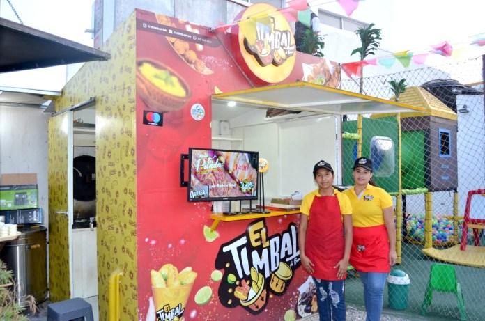 El sabor del timbal llegó a Riohacha para deleitar con su sazón