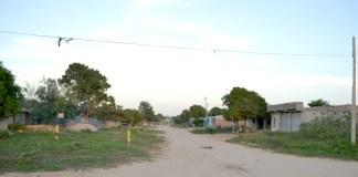 Esta es la avenida 40 que el Distrito no ha podido pavimentar por culpa de Promigas.