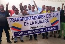 Lo más probable es que se realice un nuevo paro, por el incumplimiento de Invías, a los habitantes del sur de La Guajira.