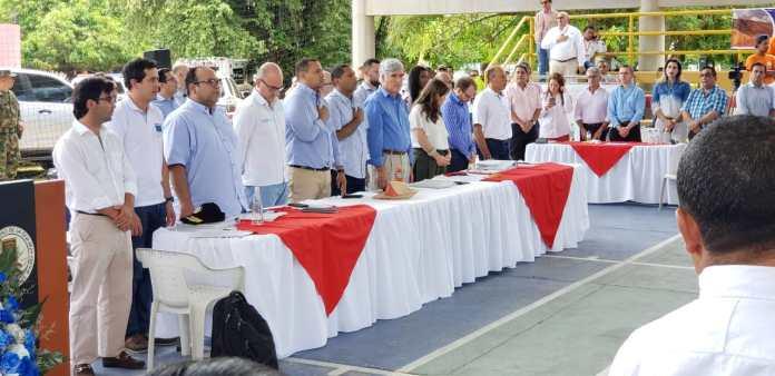Los organizadores del paro, hicieron un buen trabajo, defendiendo los intereses no solo del sur sino de toda La Guajira.