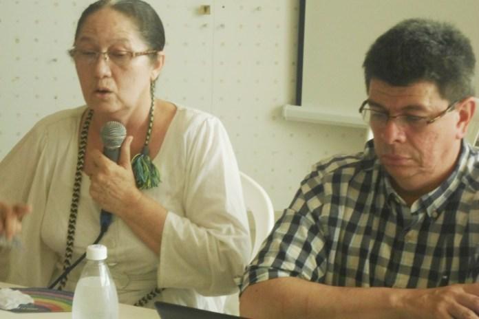 Aura Robles, autoridad Paradero