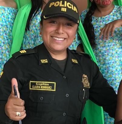 Claudia Patricia Rodríguez Angarita