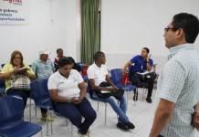 En Riohacha analizan las problemáticas que aquejan a los adultos mayores.