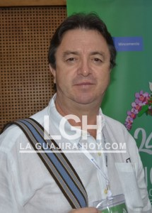 Andrés Delgado.