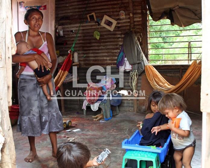 """La Corte ordenó la protección a los niños y niñas Wayúu y advirtió que """"la solución de fondo a la crisis humanitaria no admite dilaciones""""."""